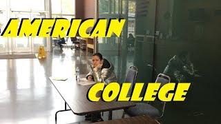 Мы поступили в Американский Колледж! Учим английский язык!