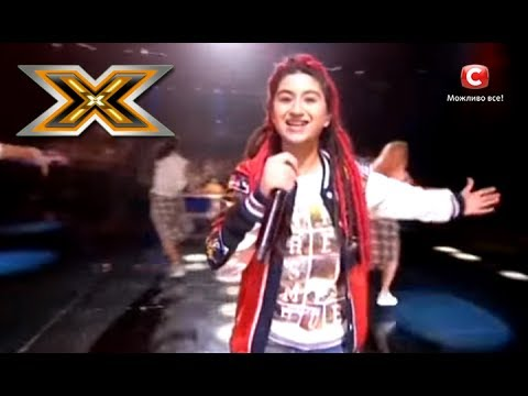 Pharrell Williams - Freedom (cover version) - The X Factor - TOP 100
