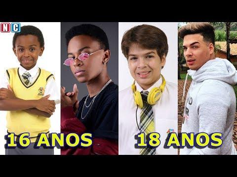 Top 10 Meninos de Carrossel que mais mudaram