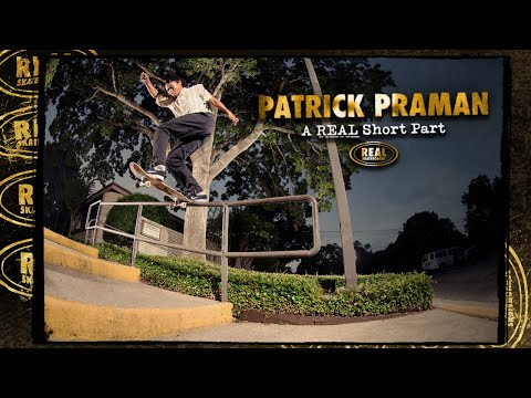 Image for video Patrick Praman : A REAL Short Part