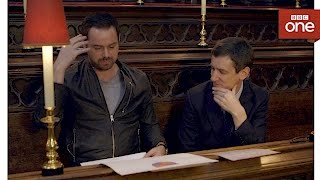 Danny Dyer discovers he is related to Edward III - Who Do You Think You Are? - BBC One