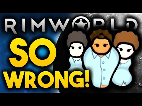Rimworld goes SO wrong SO fast!