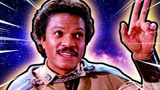 20 FAST FACTS About Lando Calrissian in Star Wars