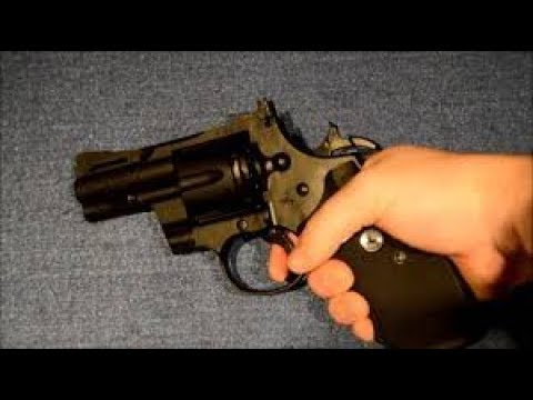 Download Crosman Snr357 Co2 Dual Ammo Full Metal Revolver