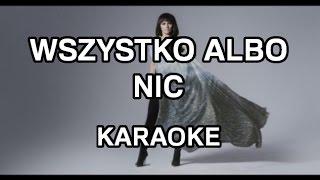 Ewa Farna - Wszystko albo nic [karaoke/instrumental] - Polinstrumentalista