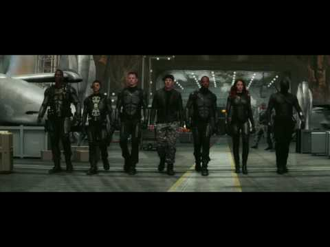 Toimintatorstai: G.I. Joe: The Rise of Cobra