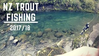 New Zealand Trout fishing Opening Day