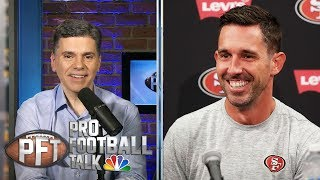 Will 49ers, Jaguars make biggest NFL win jumps in 2019? | Pro Football Talk | NBC Sports
