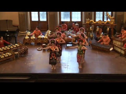 Indonesia-Italy - Javanese Music And Dance - Gamelan Gong Wisnu Wara