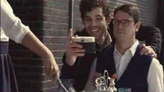 Julian Velard - Jimmy Dean & Steve McQueen (Music Video)