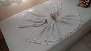 Небольшой сюрприз после уборки в номере в отеле Gonul Palace ч.1