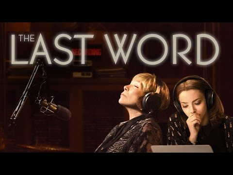 The Last Word (2017) (Trailer)
