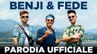 IPantellas Feat Benji & Fede   PARODIA Dove E Quando
