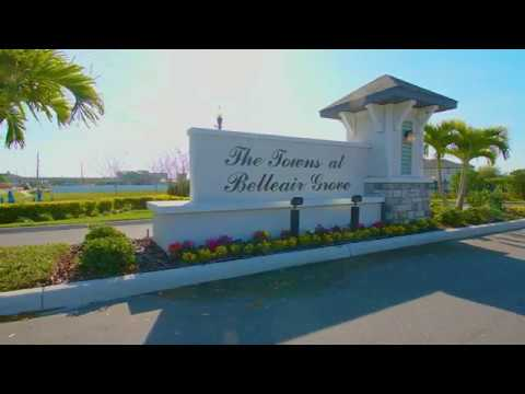 Welcome to The Towns at Belleair Grove