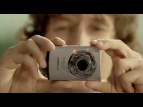 Spot TV Canon Ixus