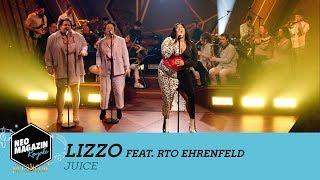 "Lizzo Feat. RTO Ehrenfeld   ""Juice"" | NEO MAGAZIN ROYALE In Concert   ZDFneo"