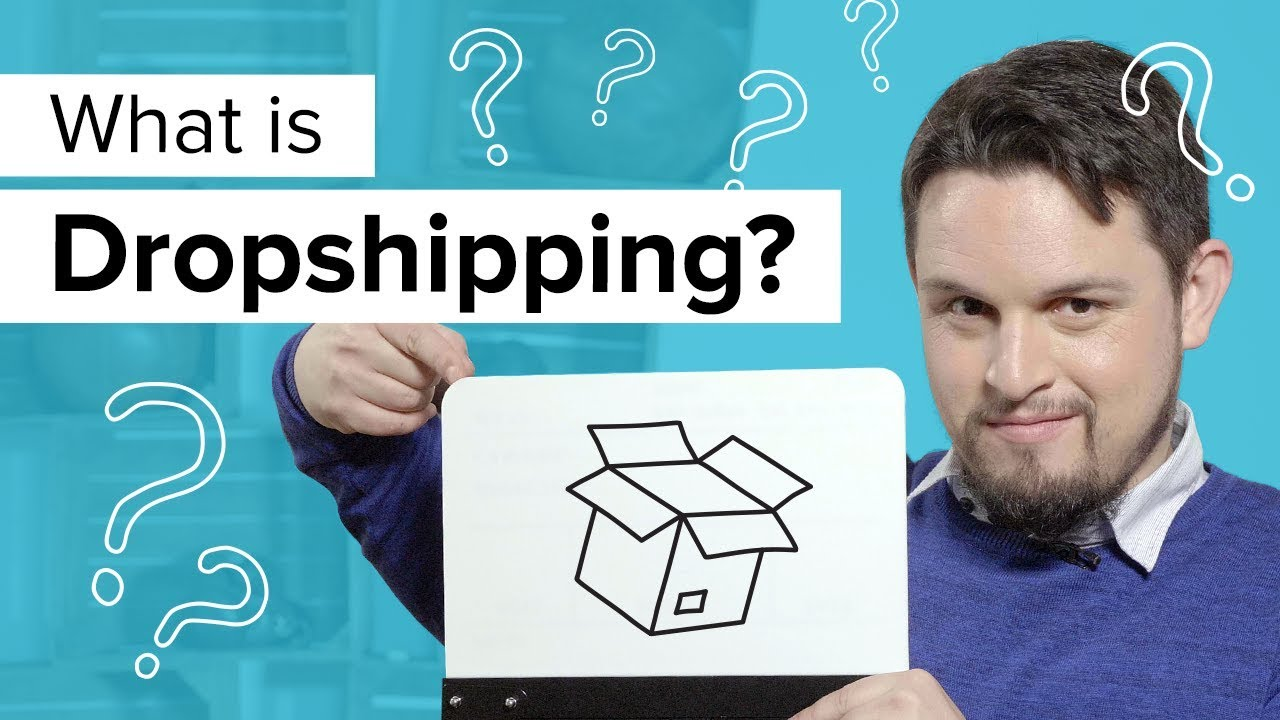 What is Dropshipping for Beginners? How to Generate Income Online in 2021 thumbnail