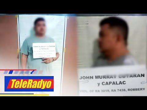 [ABS-CBN]  Hepe ng PNP-Maritime sa Masbate, arestado sa pangingikil | Teleradyo