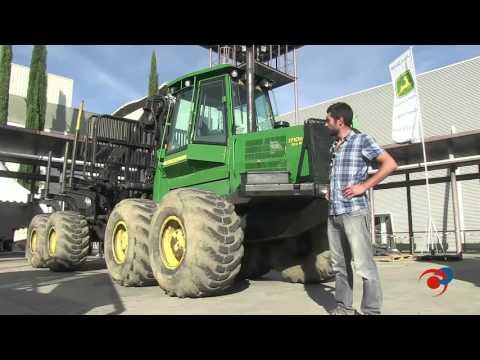 Maquinaría forestal y accesorios para la obtención de biomasa, de Guifor