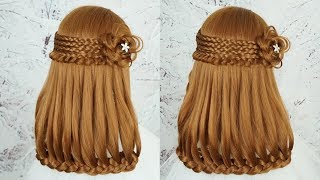Cute Hairstyles For School Braids - Hairstyles Tutorials For Girls | Amazing Hairstyle For Girls