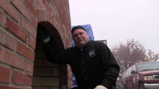 How to open and close your fireplace damper
