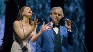 Canto Della Terra - Andrea Bocelli, Christine Allado - Copenhagen, Scandinavian Tour