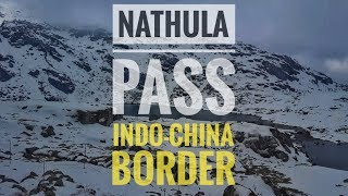preview picture of video 'Nathula Pass Bike ride (4K) (2018) | East Sikkim | Soul and Fuel |'