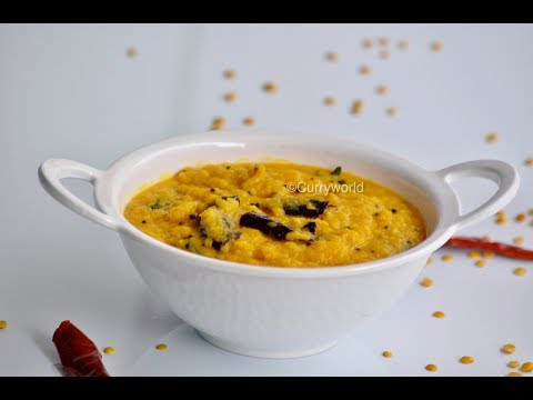 Erisseri/Mathanaga Parip Curry