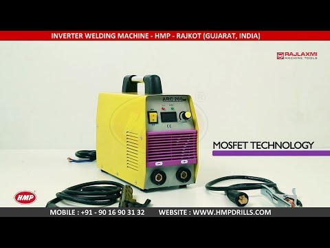 ARC 200T Mosfet Inverter Welding Machine