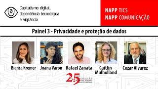 Privacidade e proteção de dados (3) | Capitalismo digital, dependência tecnológica e vigilância