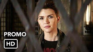 "Batwoman (The CW) ""Rules"" Teaser HD   Ruby Rose Superhero Series"