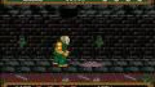 SEGA Mega Drive, Splatterhouse 2
