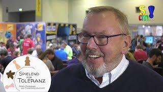 SPIEL 2018 - Noris-Geschäftsführer Oswald Hertlein im Interview
