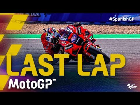 ドカティのジャック・ミラーが優勝 MotoGP 2021 第4戦スペインGP 決勝ラストラップ動画