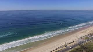 Gold coast surfers paradise qld Australia by drone dji phantom 3