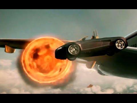 雷到你汗毛倒立的印度神片:開車跳飛機什麼的都是正常操作