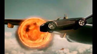 雷到你汗毛倒立的印度神片:开车跳飞机什么的都是正常操作