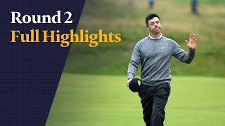 The 148th Open - Round 2 Full Highlights