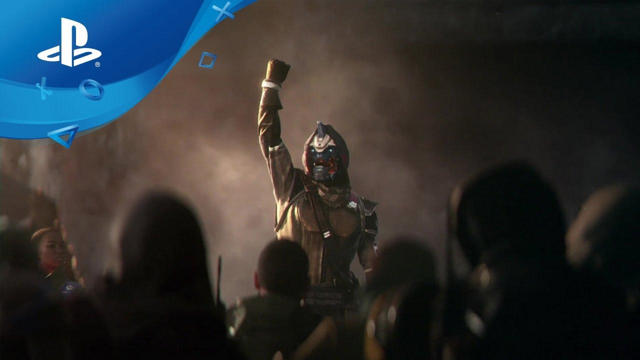Destiny 2 erscheint am 8. September: Seht euch den Enthüllungstrailer an