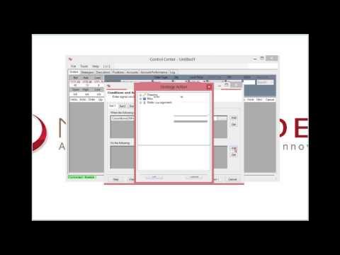 Automated Strategy Development Level 1 - NinjaTrader 7 Training ...