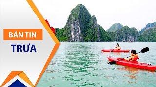 'Hồi sinh' dịch vụ chèo thuyền kayak vịnh Hạ Long  | VTC1
