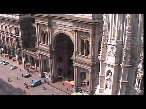 Milaan, mooie stad -..