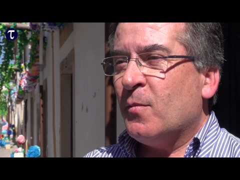 Padre Mário promove a Festa dos Tabuleiros na TomarTV