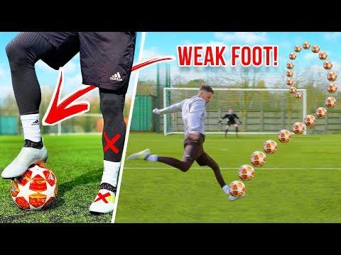 F2 WEAK FOOT EXPOSED! 👀😱