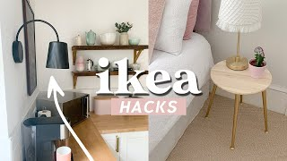 Ikea Hacks And DIYS ✨ Easy And Budget Friendly Home Decor Projects