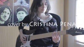 Dancing dead solo cover by Cristina Pena