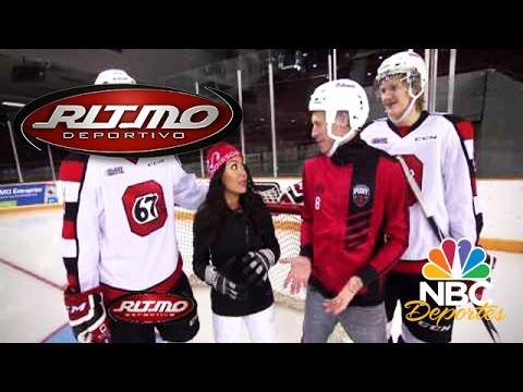 El hockey en Canadá es una religión | Ritmo Deportivo | NBC Deportes