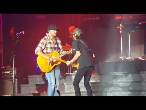 Luke Bryan/Chris Janson ~ Keep Your Hands To Yourself ~ Crash My Playa ~ Mexico ~ 01/26/2019 - Cher Flip