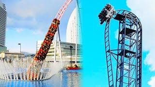10 Amazing Roller Coasters You Have To Ride In 2017