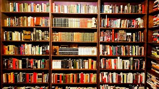Cultivating A Personal Library